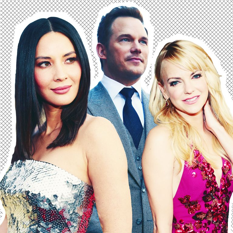 22642056b311 What Is Going on With Olivia Munn and Chris Pratt And more in this week s  celebrity gossip column.