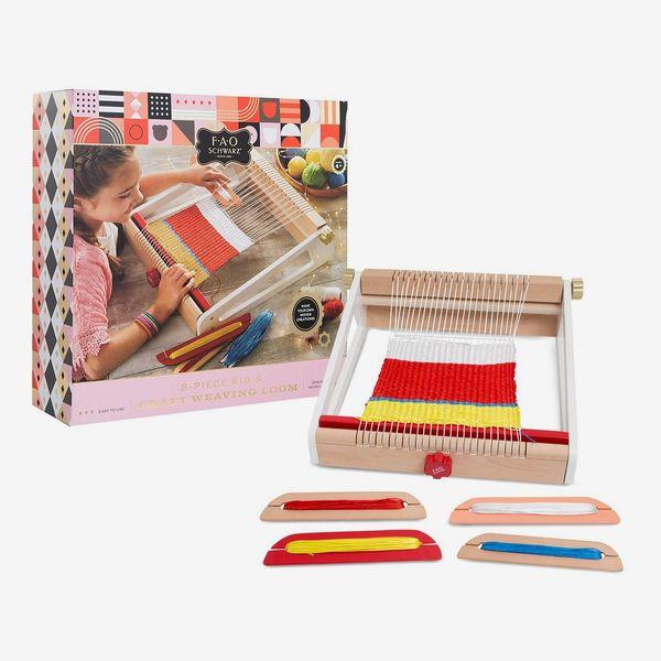 FAO Schwarz Toy Kids Loom Multi Craft 20.12inch