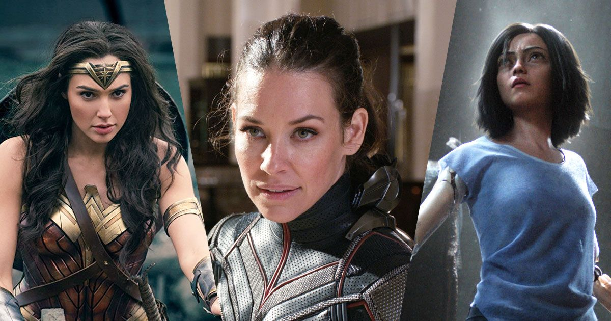 A Guide to Every Upcoming Action Movie With a Female Lead