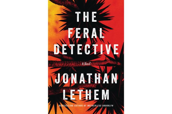 The Feral Detective, by Jonathan Lethem (Ecco, November 6)