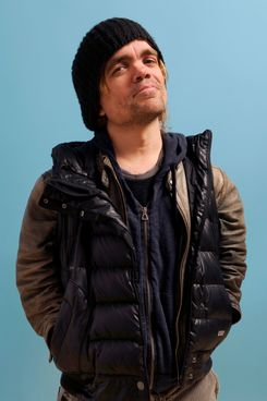 Actor Peter Dinklage poses for a portrait during the 2011 Sundance Film Festival at The Samsung Galaxy Tab Lift on January 21, 2011 in Park City, Utah.