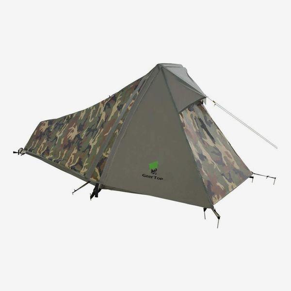 GeerTop One-man Backpacking Tent