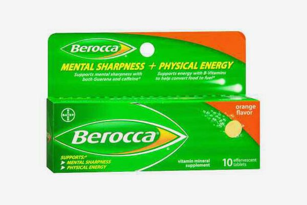 Berocca Effervescent Tablets Orange