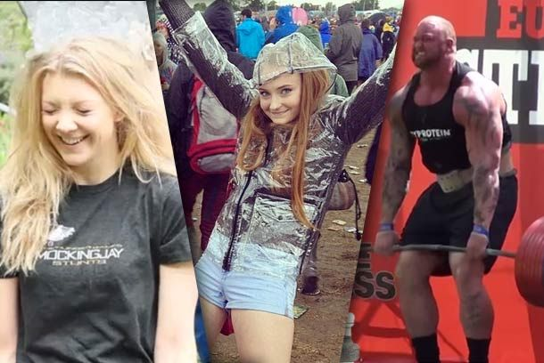 How All the Game of Thrones Cast Members Spent Their Summer Vacations
