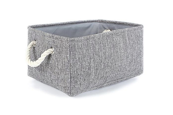 TheWarmHome Collapsible Rectangular Baskets