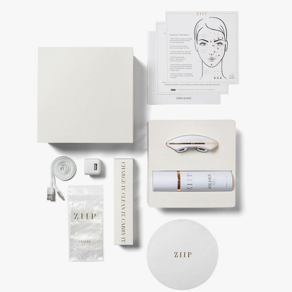 ZIIP Beauty Microcurrent Facial Device