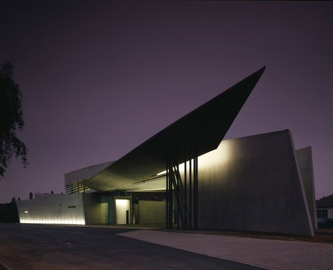 zaha hadid visionary architect dead at 65 vulture. Black Bedroom Furniture Sets. Home Design Ideas