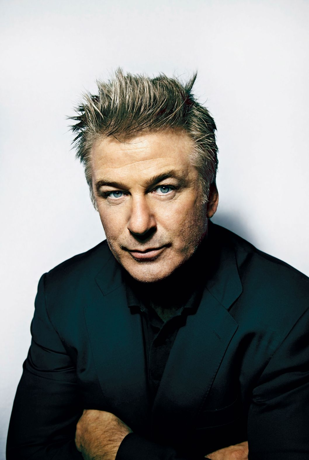 Alec Baldwin  photographed by Alec Baldwin