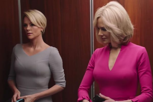 Bombshell Trailer: The Silence, Stares, and Wigs Say It All