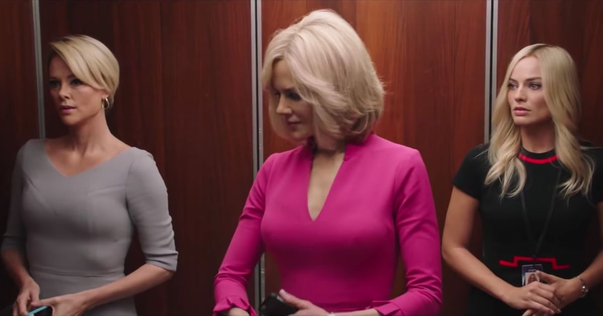 Bombshell Trailer: Blonde Supergroup Charlize, Nicole, and Margot Take Down the Bad Guys