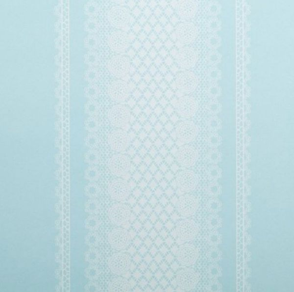 Nathan Turner Lace-Front Wallpaper, Sky