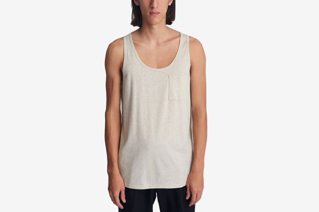 Saturdays men's tank top