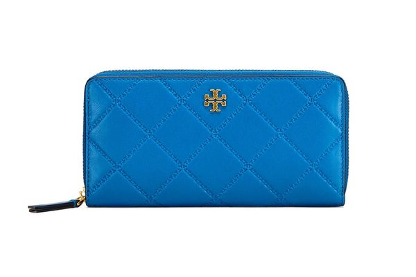 Tory Burch Georgia Continental Zip Around Wallet
