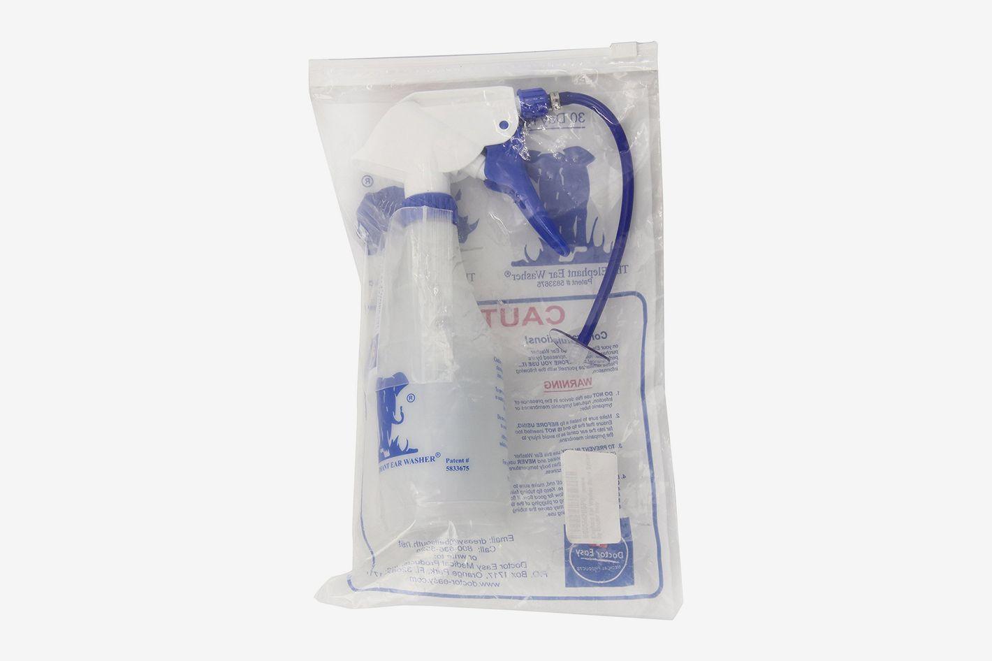 Elephant Ear Washer Bottle System