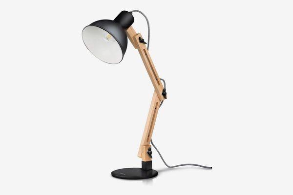 Tomons Swing-Arm LED Desk Lamp
