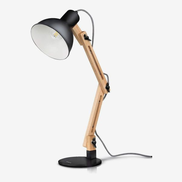 Tomons Swing-Arm LED Desk Lamp
