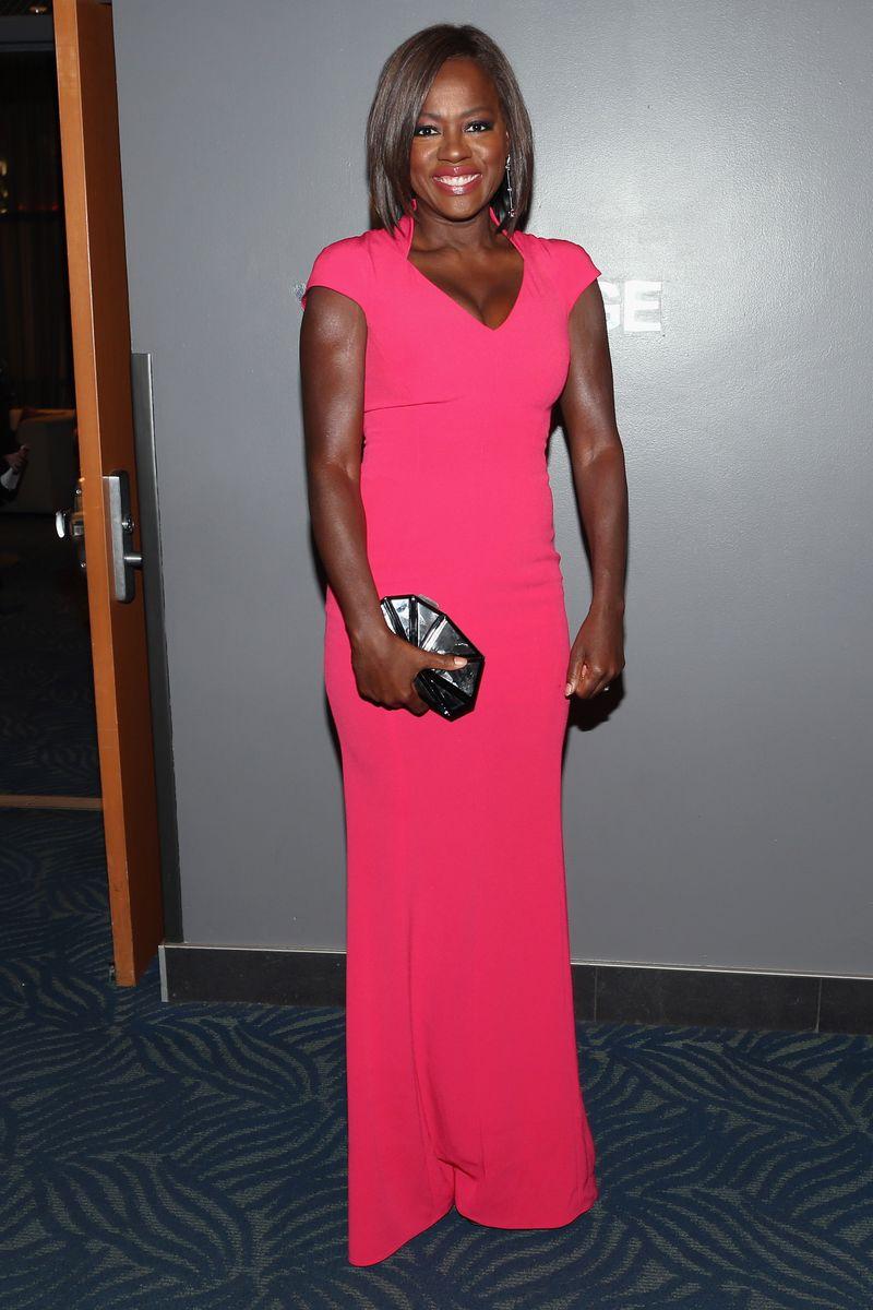 Viola Davis - 2015 People's Choice Awards - The Cut