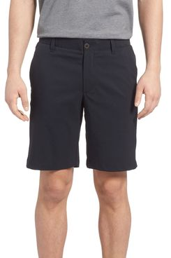 Under Armour Takeover Regular Fit Golf Shorts, Black