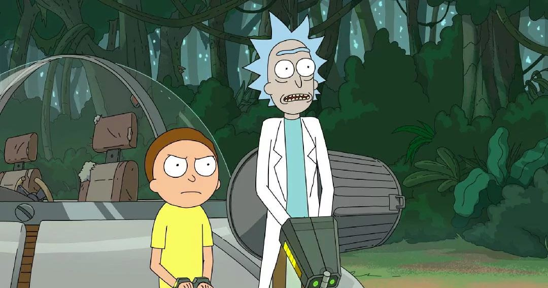 rick and morty serien stream to