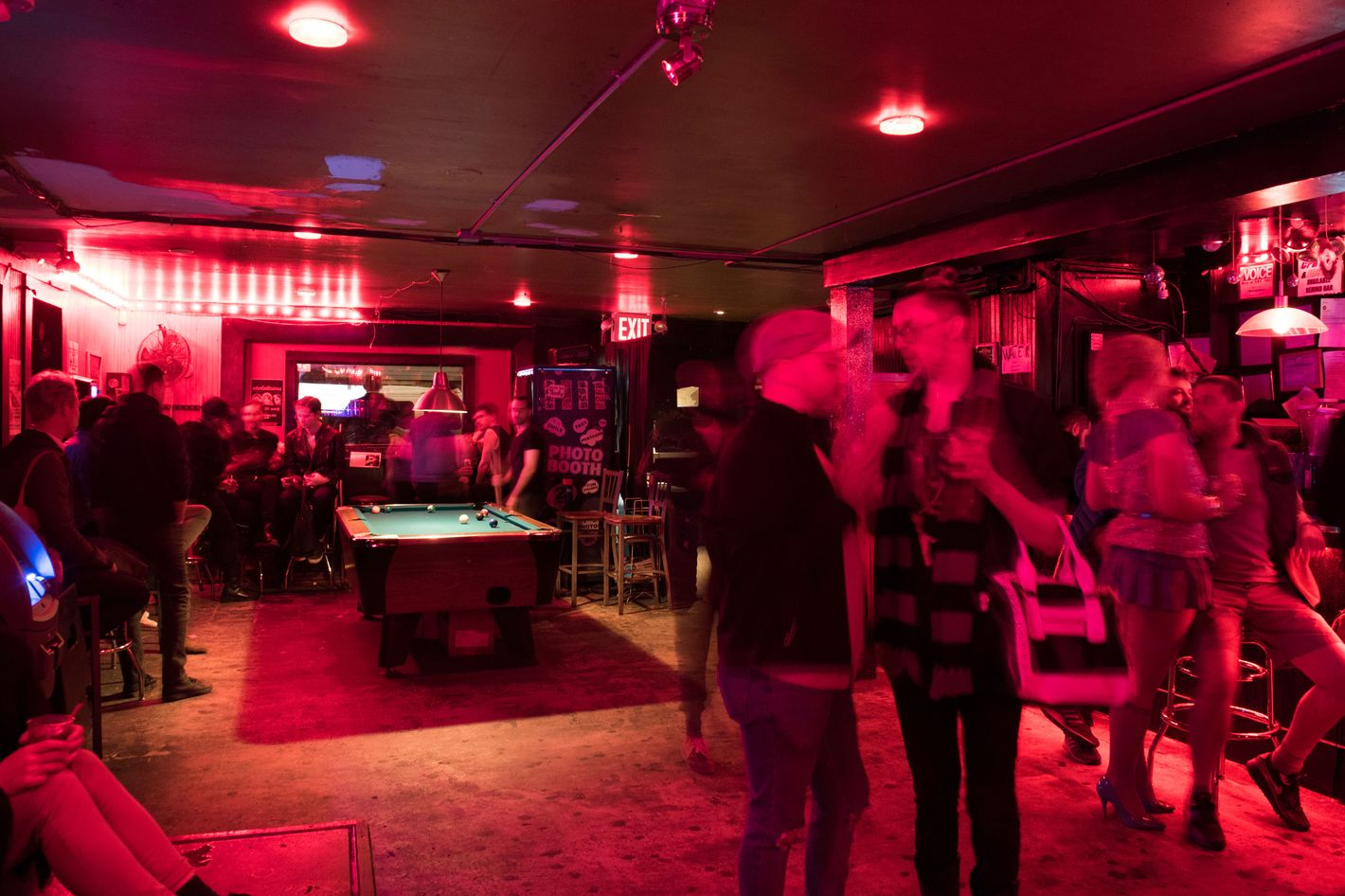 gay clubs in manhattan
