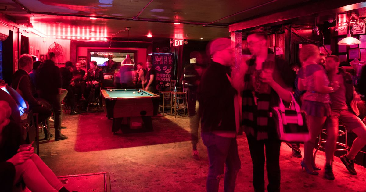 The Absolute Best Hookup Bar in New York
