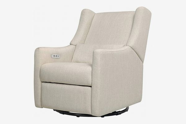 Babyletto Kiwi Power Recliner and Swivel Glider