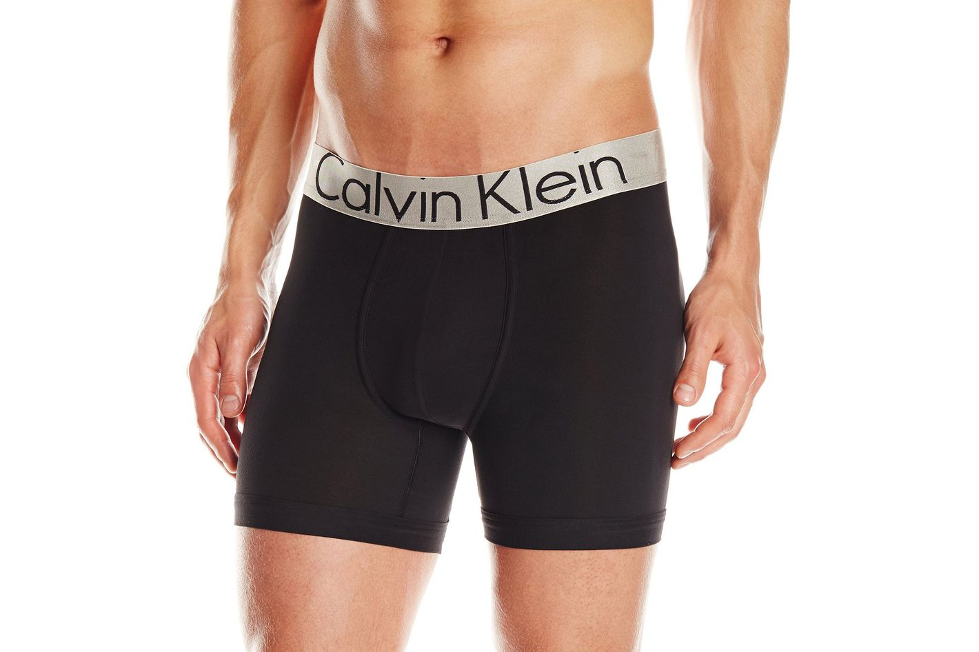 Calvin Klein Men s Steel Micro Boxer Brief e25141ee1abf