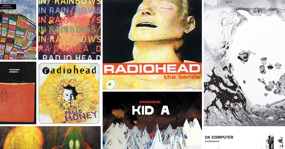 The Best Radiohead Songs All 158 Tracks Ranked