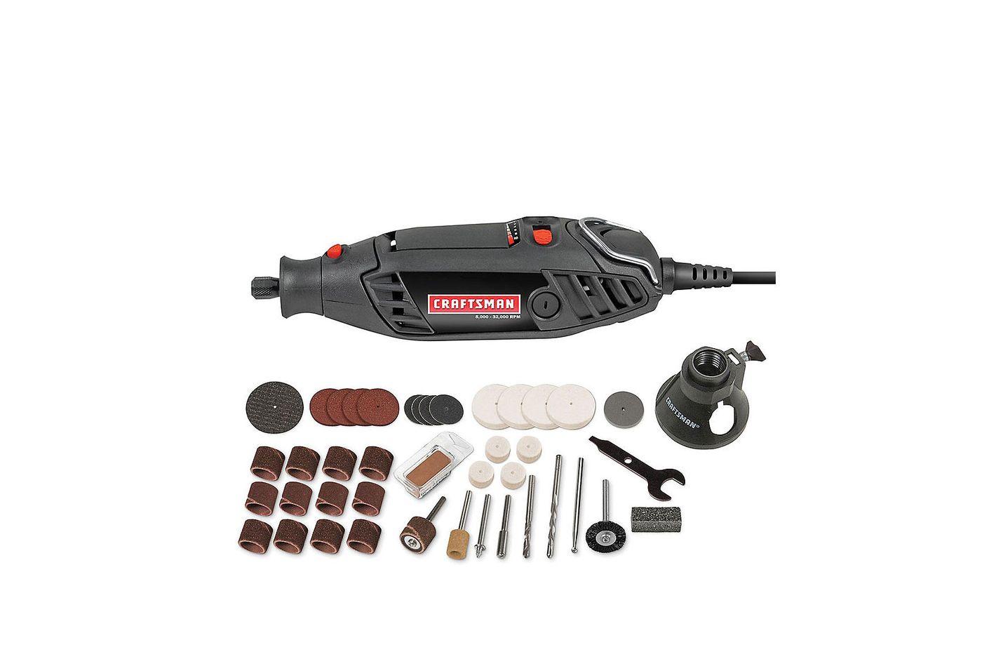 Craftsman Rotary Tool Kit
