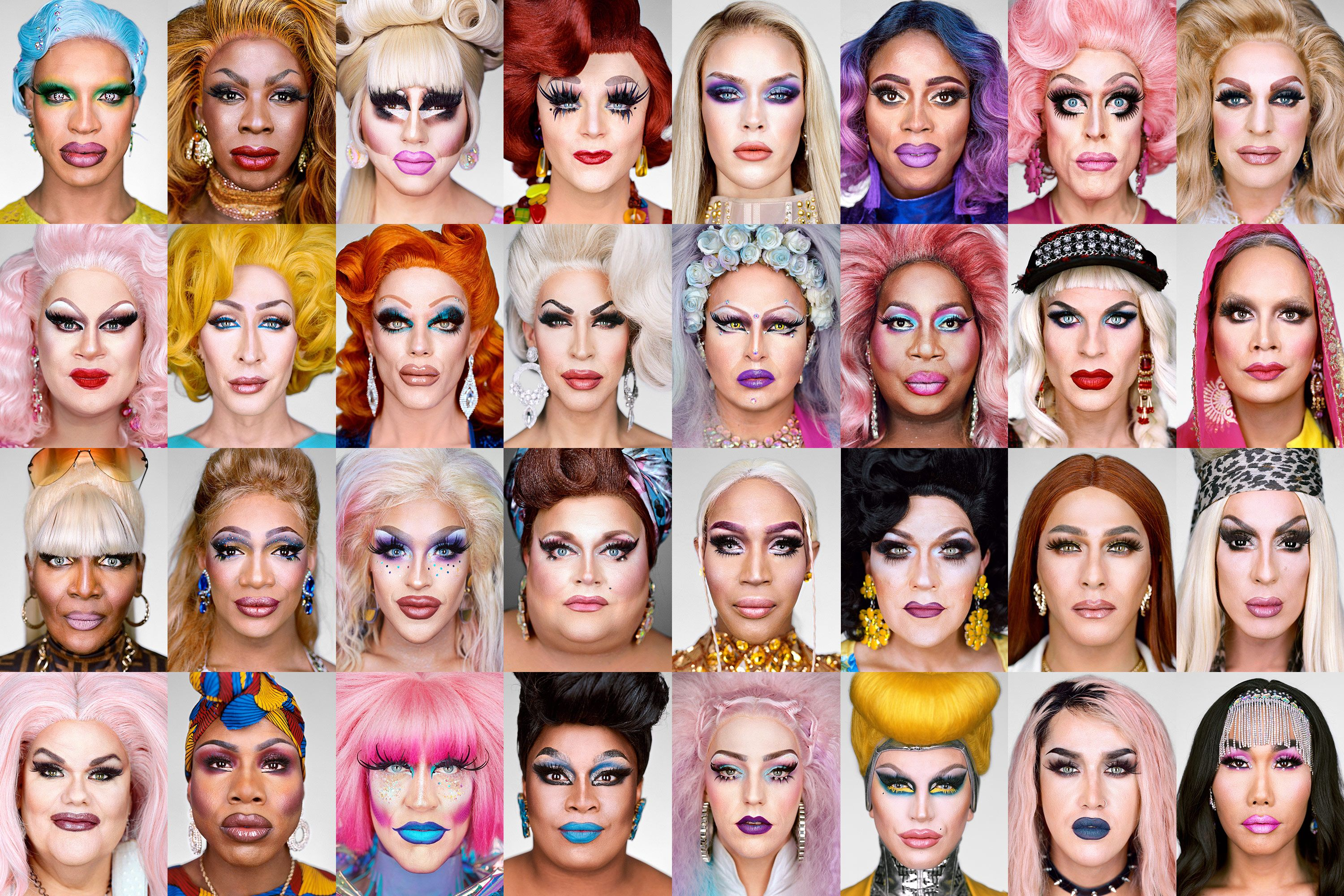 The Most Powerful Drag Queens In America Ranked