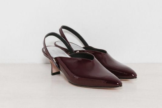 Rachel Comey Point Toe Slingbacks
