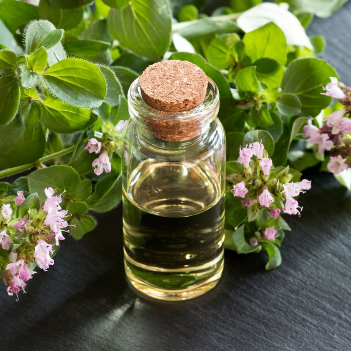 Oregano oil.