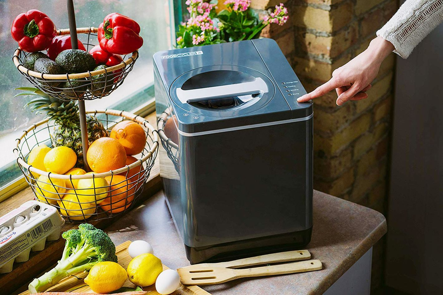 Food Cycler Platinum Indoor Food Recycler