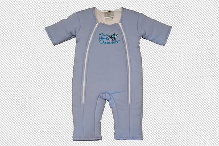 Baby Merlin's Magic Sleepsuit is a miracle lifesaver.