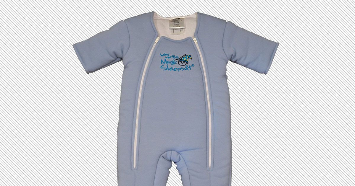 b9fcbaa94 The Best Baby Onesie Is a Merlin Magic Sleepsuit