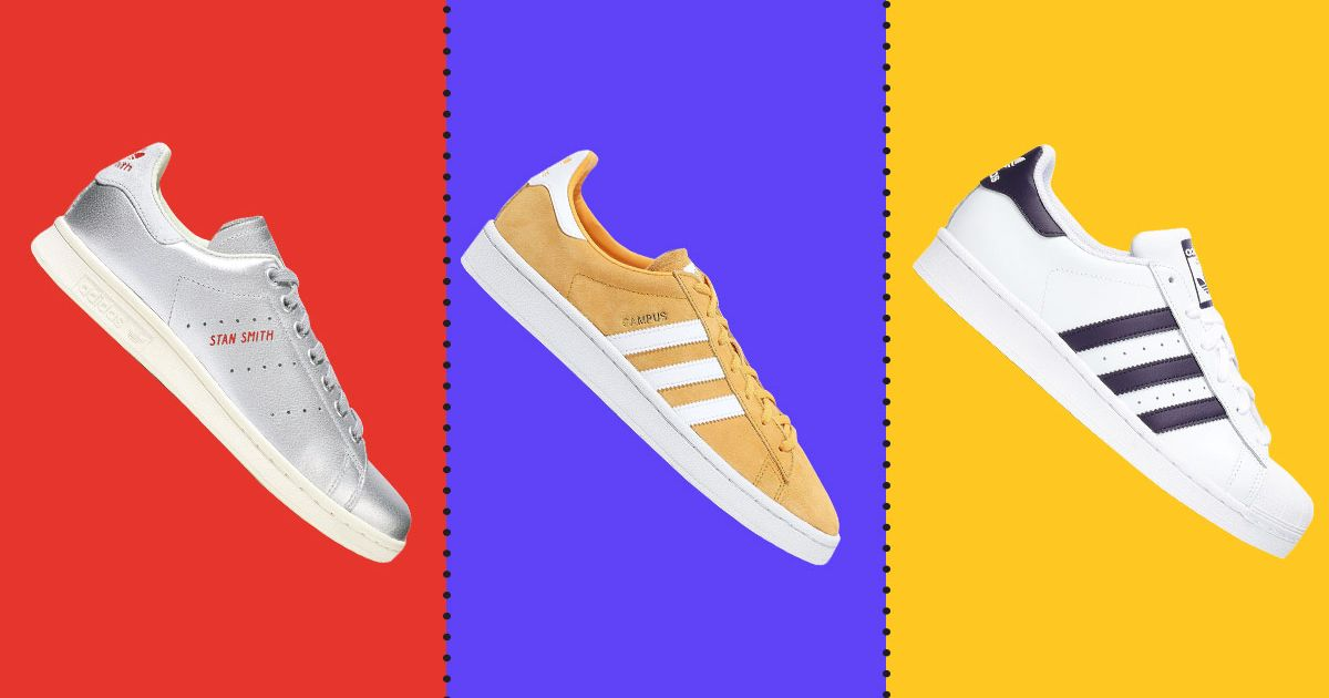 Lots of Adidas Sneakers Are Half Off at the Outnet