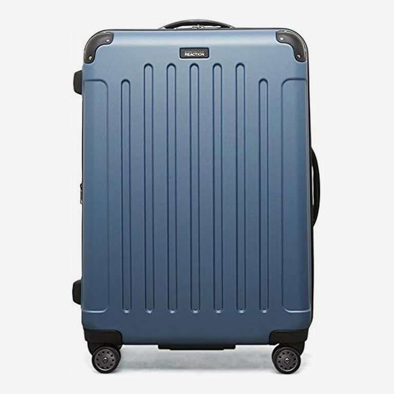 Kenneth Cole Reaction Renegade 28-Inch Hardside Expandable 8-Wheel Spinner Checked Luggage