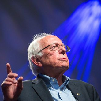 Sen. Bernie Sanders Holds Town Hall And Rally In Phoenix, Arizona