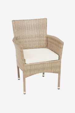 Capri Driftwood Dining Chair