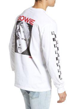 Vans x David Bowie Serious Moonlight Long-Sleeve T-shirt