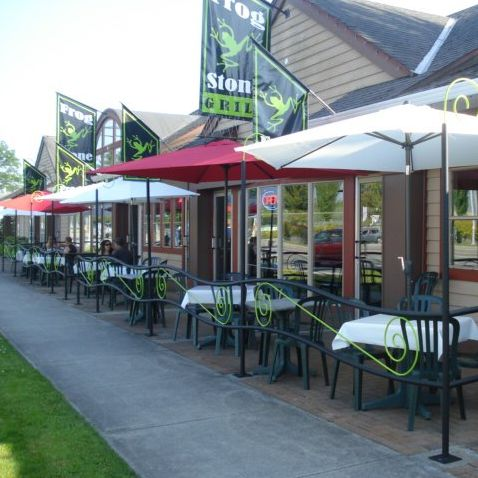 Frogstone Grill describes itself as a
