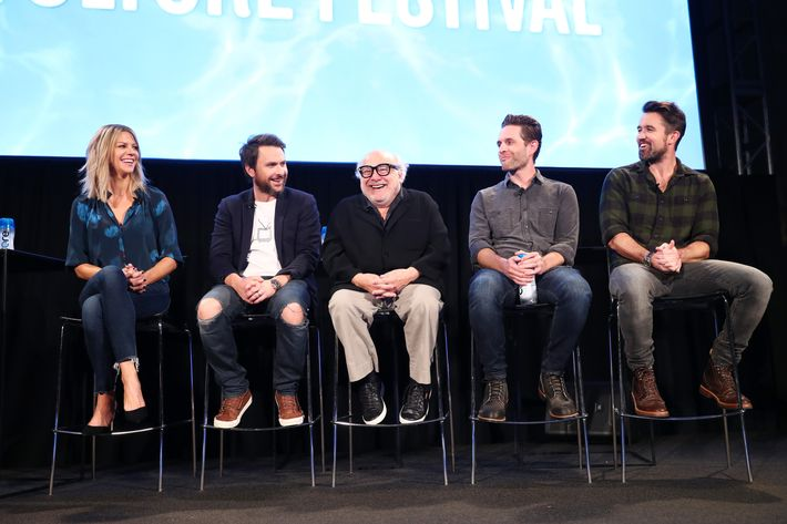 Photo: Joe Scarnici/Getty Images For Vulture Festival. In The First Episode  Of Itu0027s Always Sunny In Philadelphiau0027s 12th Season ...