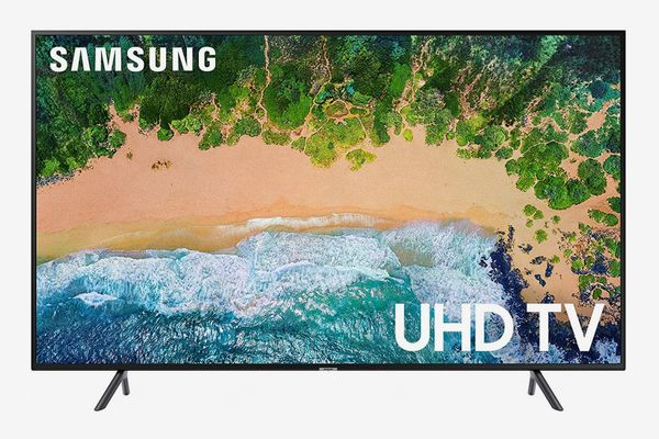 "Samsung 58NU7100 Flat 58"" 4K UHD 7 Series Smart TV"