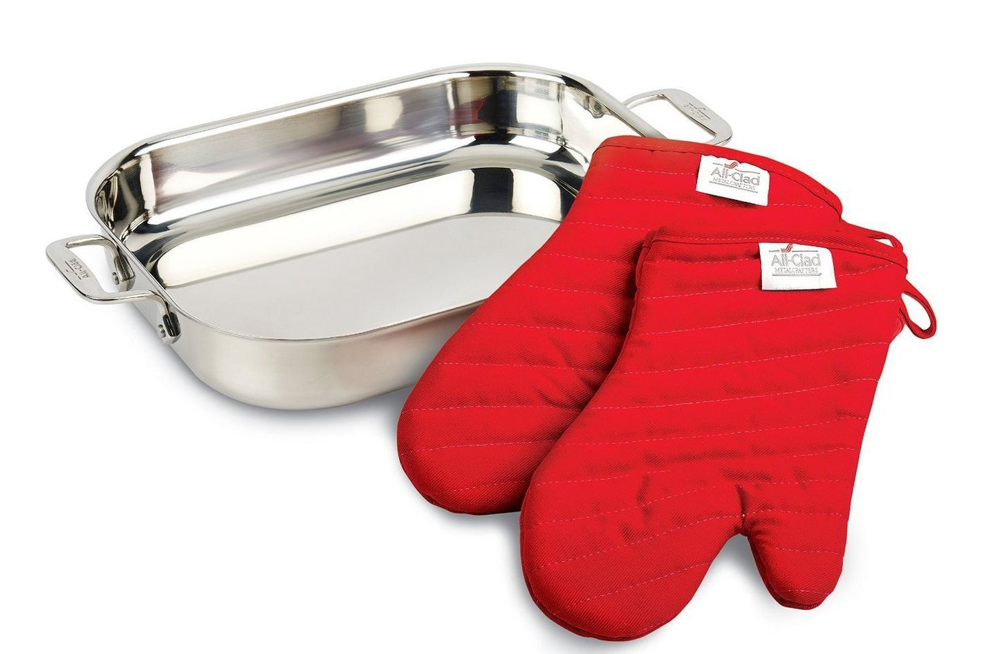 All-Clad Stainless-Steel Lasagna Pan