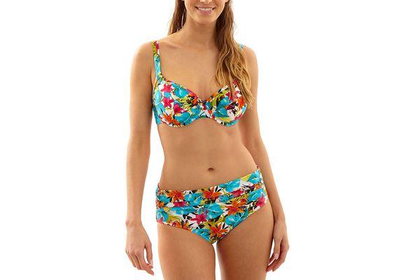 Panache Leila balconnet bikini and midi pant.