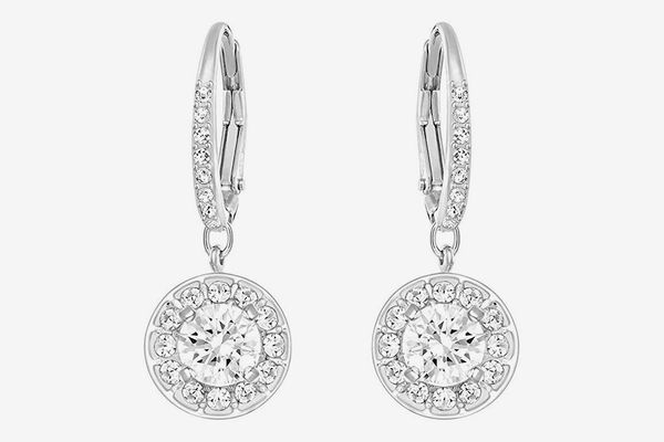 Swarovski Crystal Attract Earrings