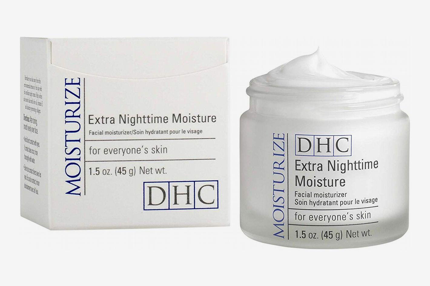 DHC Extra Nighttime Moisturizer