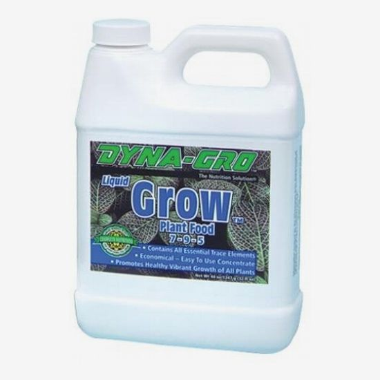 Dyna-Gro Liquid Grow Plant Food 7-9-5