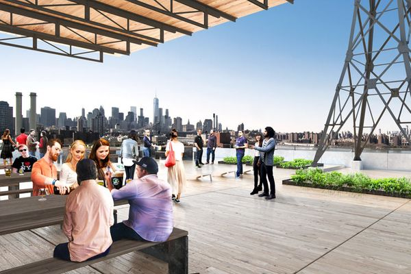 Brooklyn Brewery Opening Massive New Facility and Beer Garden in Brooklyn's Navy Yard