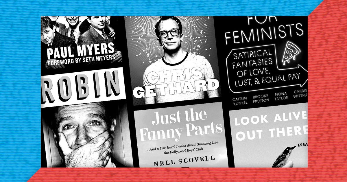 The 10 Best Comedy Books of 2018